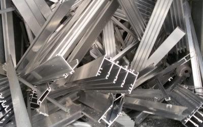 Blank profiel aluminium