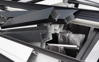 Kleur profiel aluminium