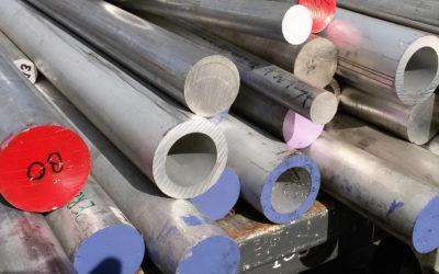 Nieuw aluminium