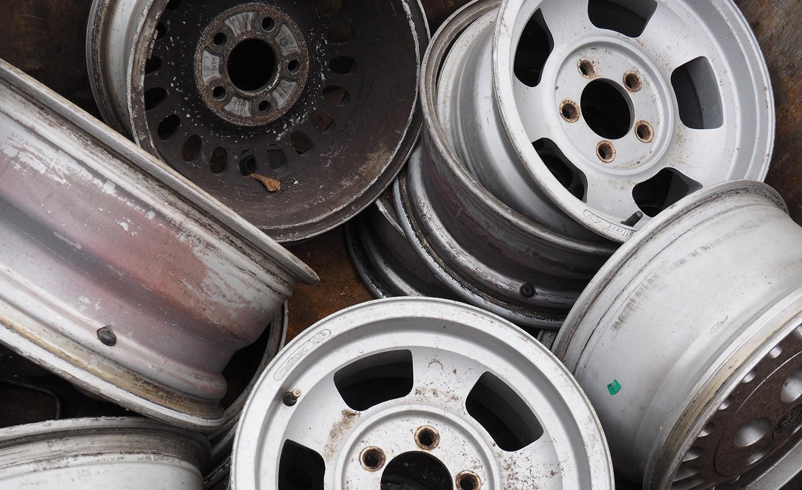 Aluminium Velgen Hilhorst Recycling
